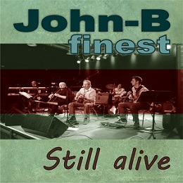 "Cover der CD ""Still Alive"""